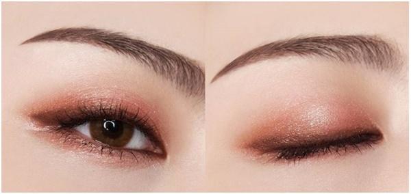 Phấn mắt sẽ giúp đôi mắt của chị em long lanh hơn
