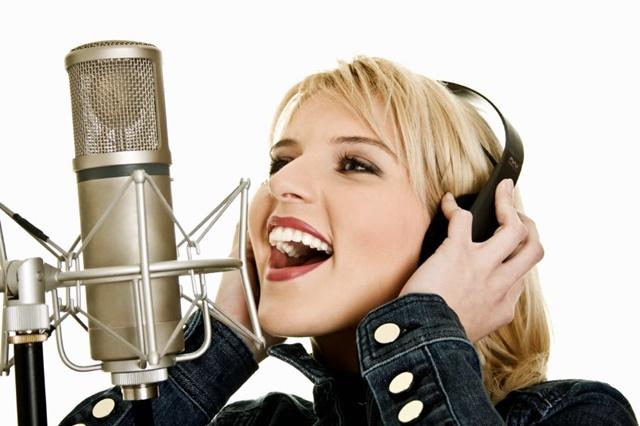 Thu âm lời bài hát