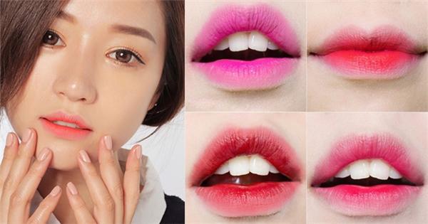 Khi trang điểm môi, bạn nên chọn màu môi tự nhiên, nhẹ nhàng