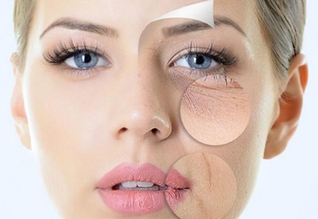 Tình trạng khô của da thường đến từ rất nhiều nguyên nhân