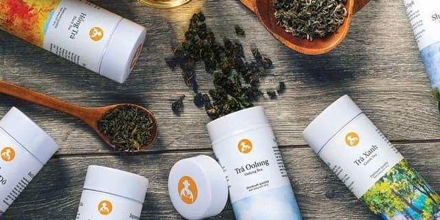 Trà atiso và trà thảo dược