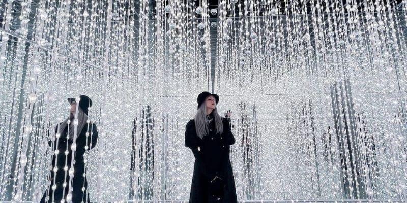 Bảo tàng ánh sáng kiểu Nhật: Vườn ánh sáng Lumiere - Đà Lạt