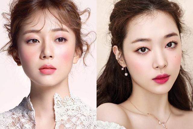 Trang điểm Hàn Quốc làm cho khuôn mặt bạn gái trở nên quyến rũ hơn